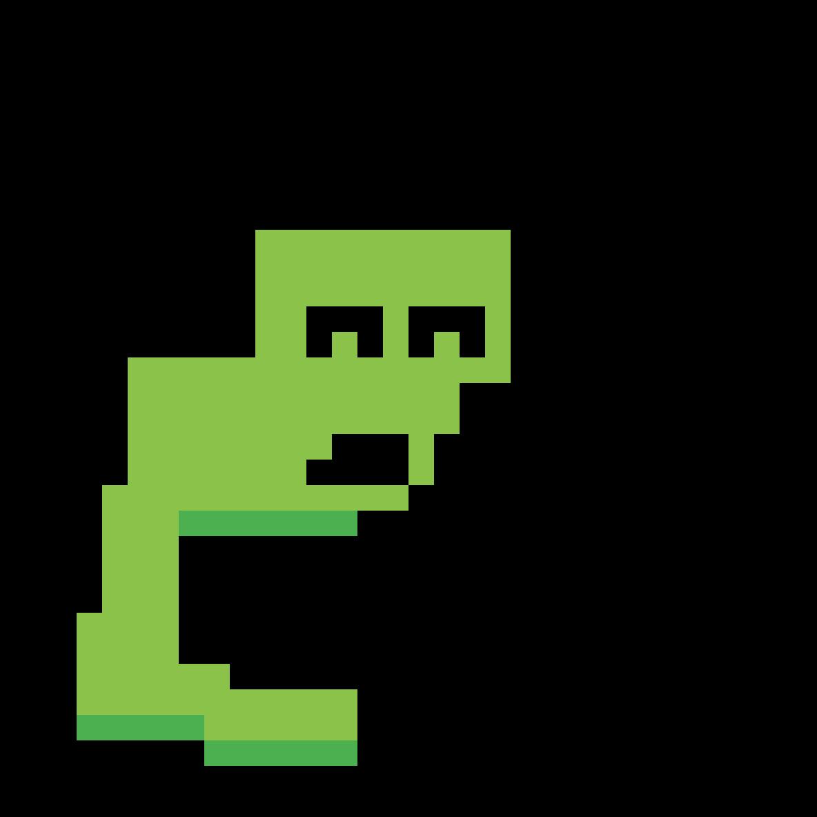 Snek frend [EDIT LATER] by GameTinkerer