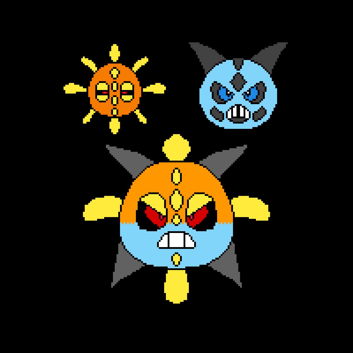 Pokemon Fusions 000: Glarock