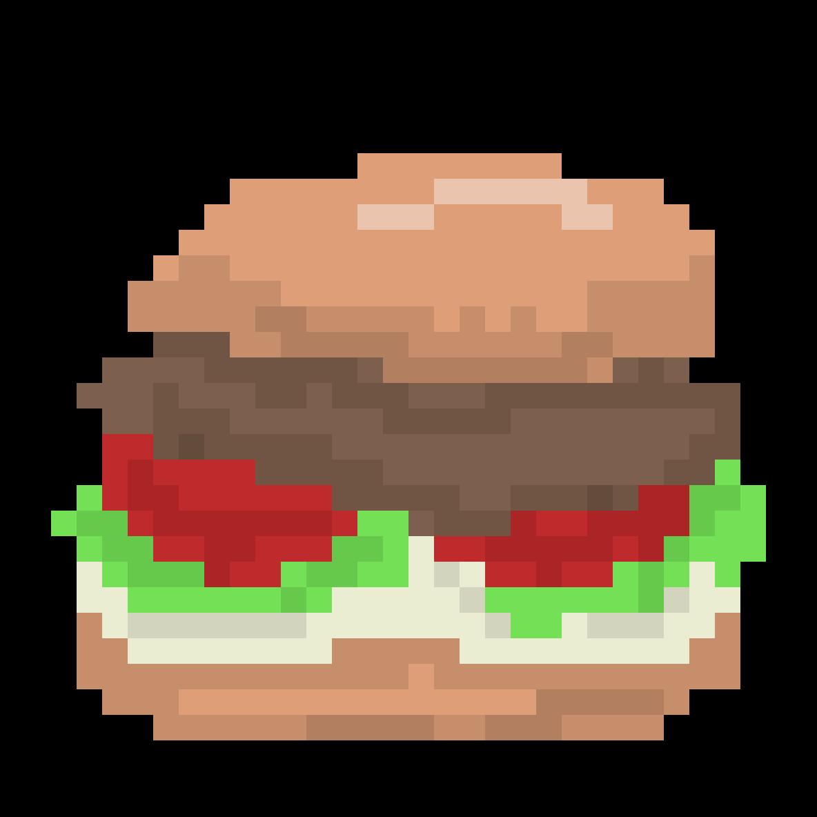 hamburguer by miaperez