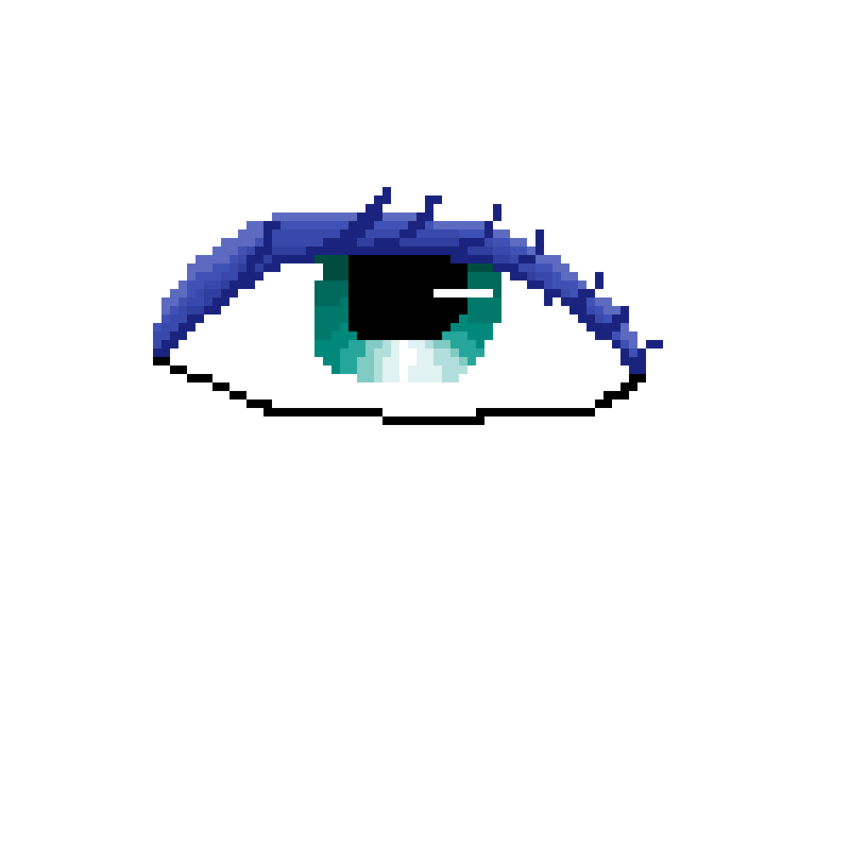 eye again by DemonicArtist