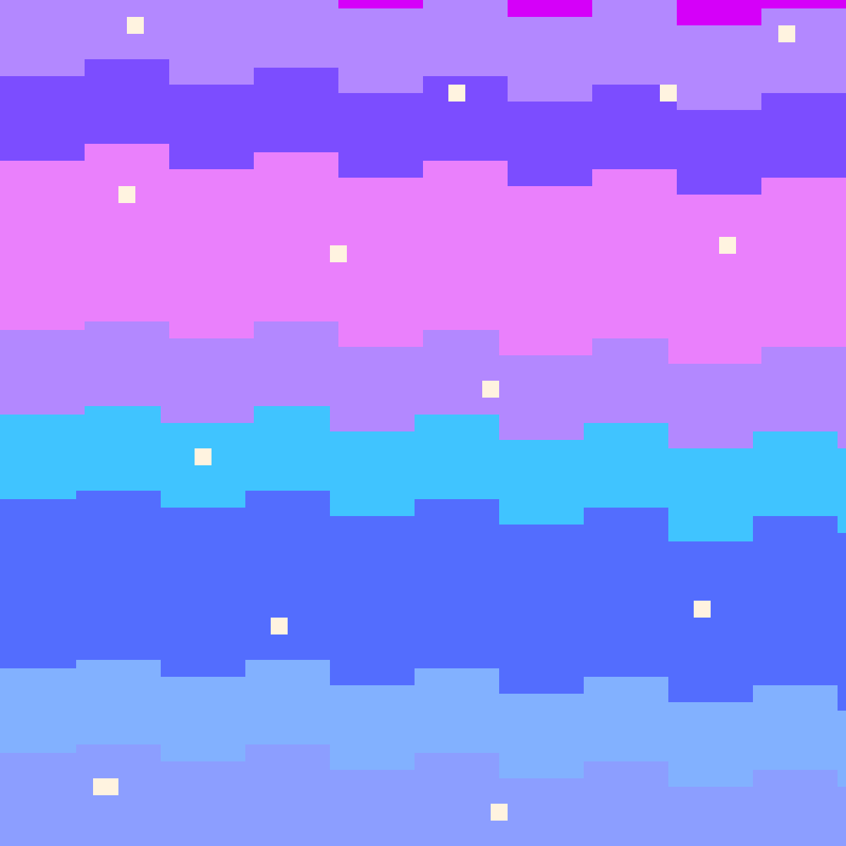 Starry Sky by Pixelartist9