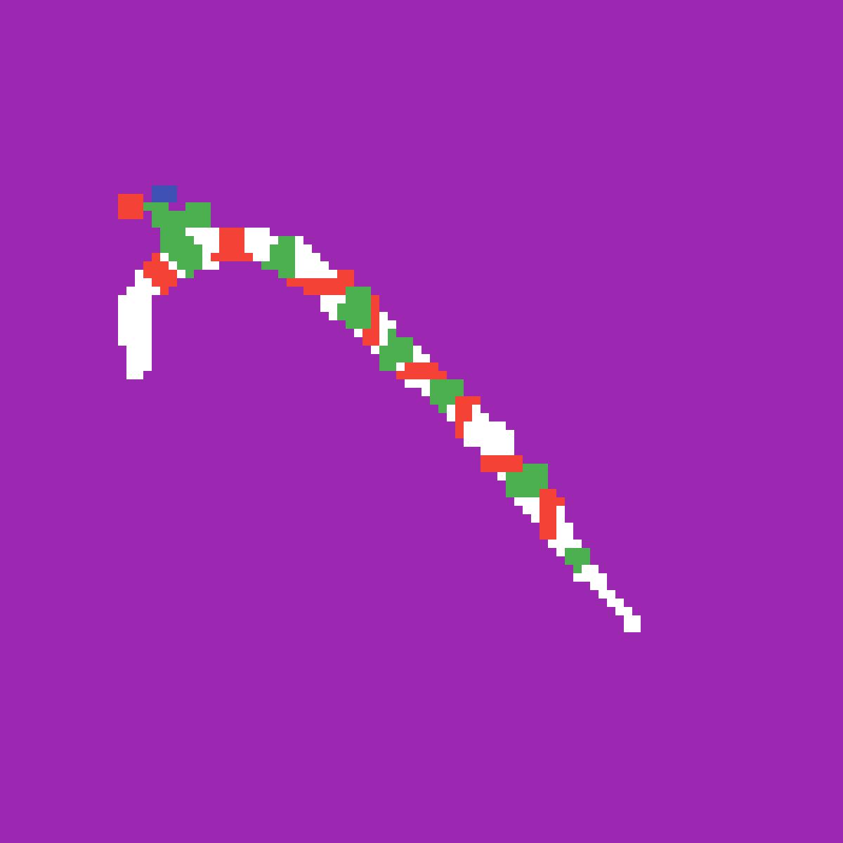 Candy axe by MrBeast1