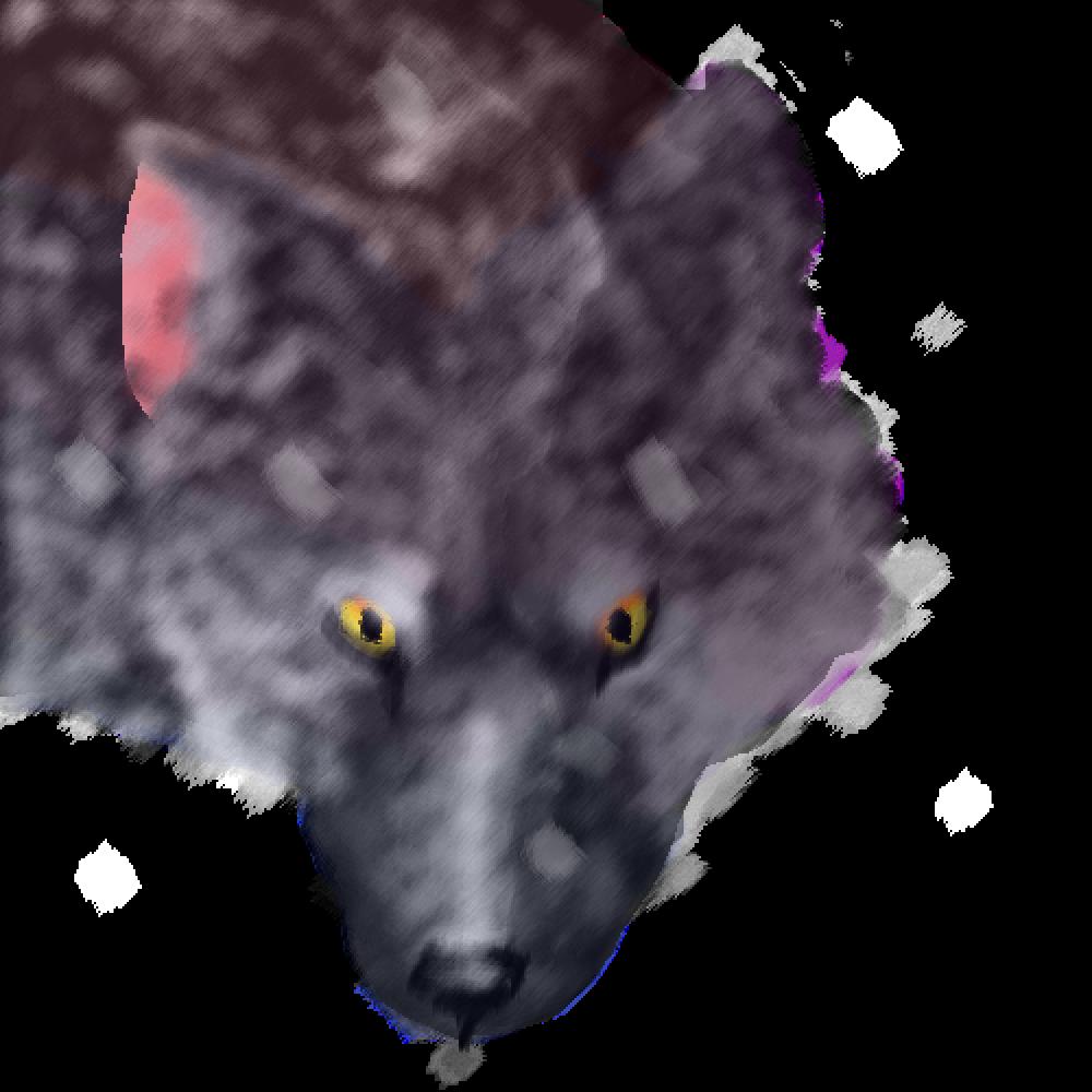 i know im a wolf..