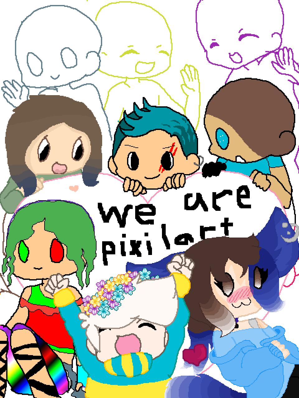 main-image-WE LOVE PIXLART  by cheychey