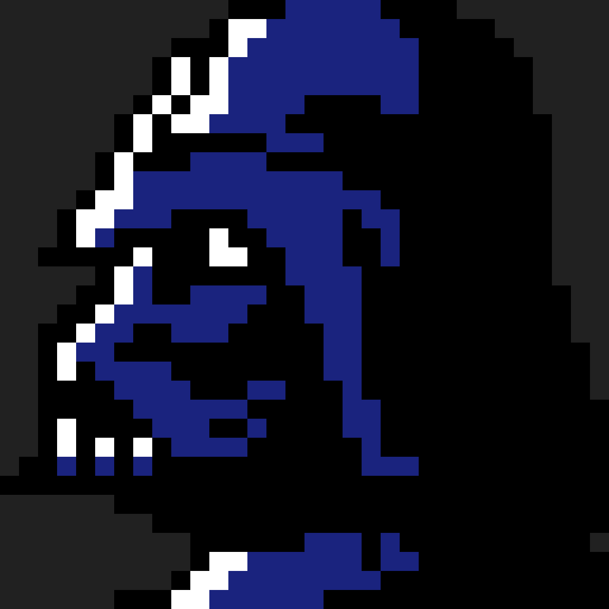 Pixilart Darth Vader Pixel Art By Anonymous