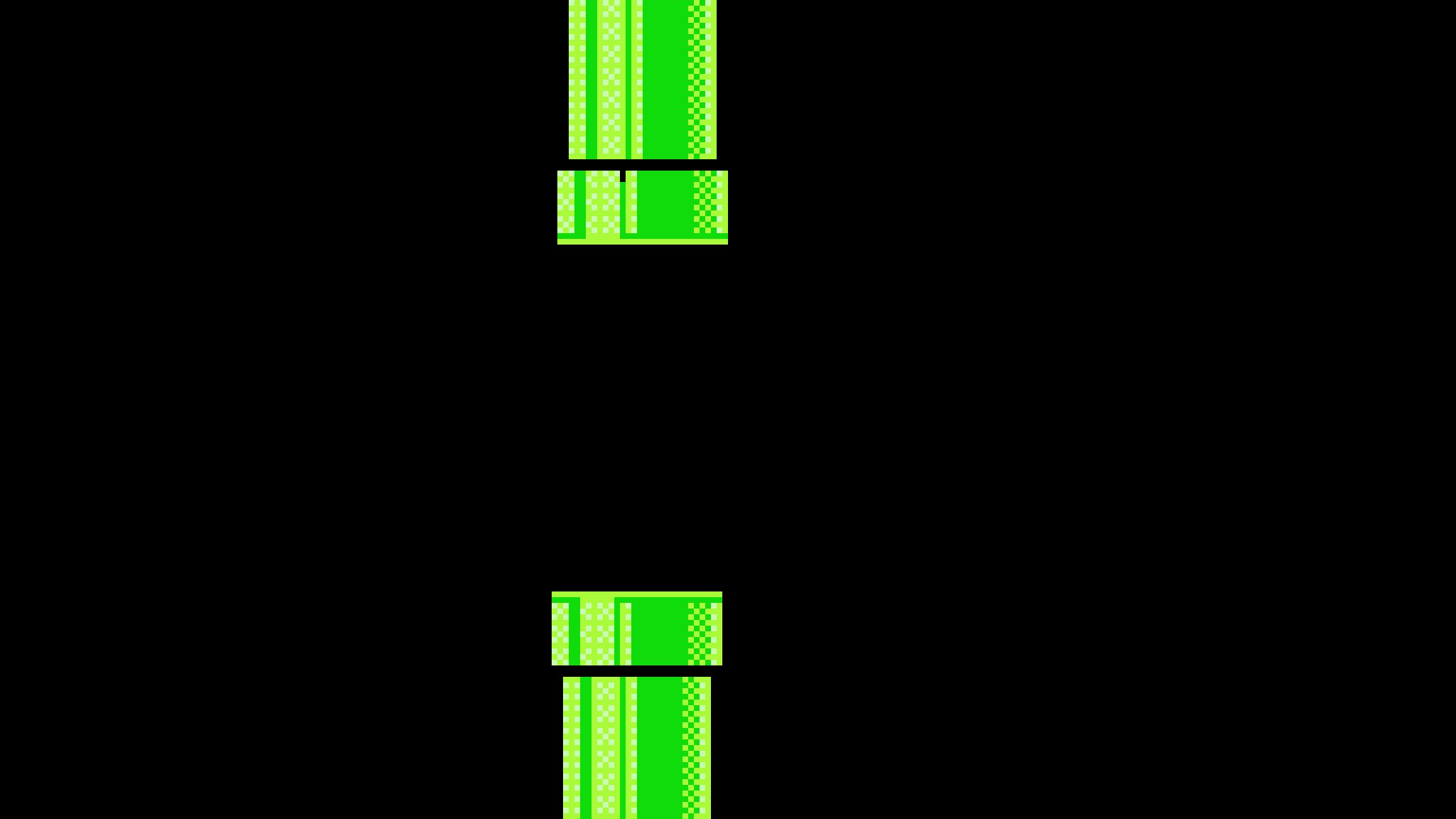 Pixilart Flappy Birds Pipe By Breaklife