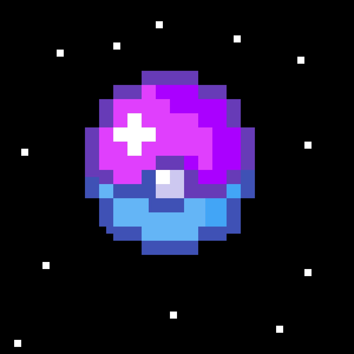 main-image-The official galaxy Pokémon ball   by Fan-art-girl