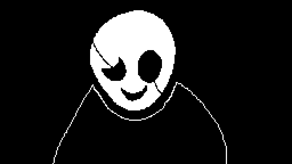 Gaster by WantedTNT