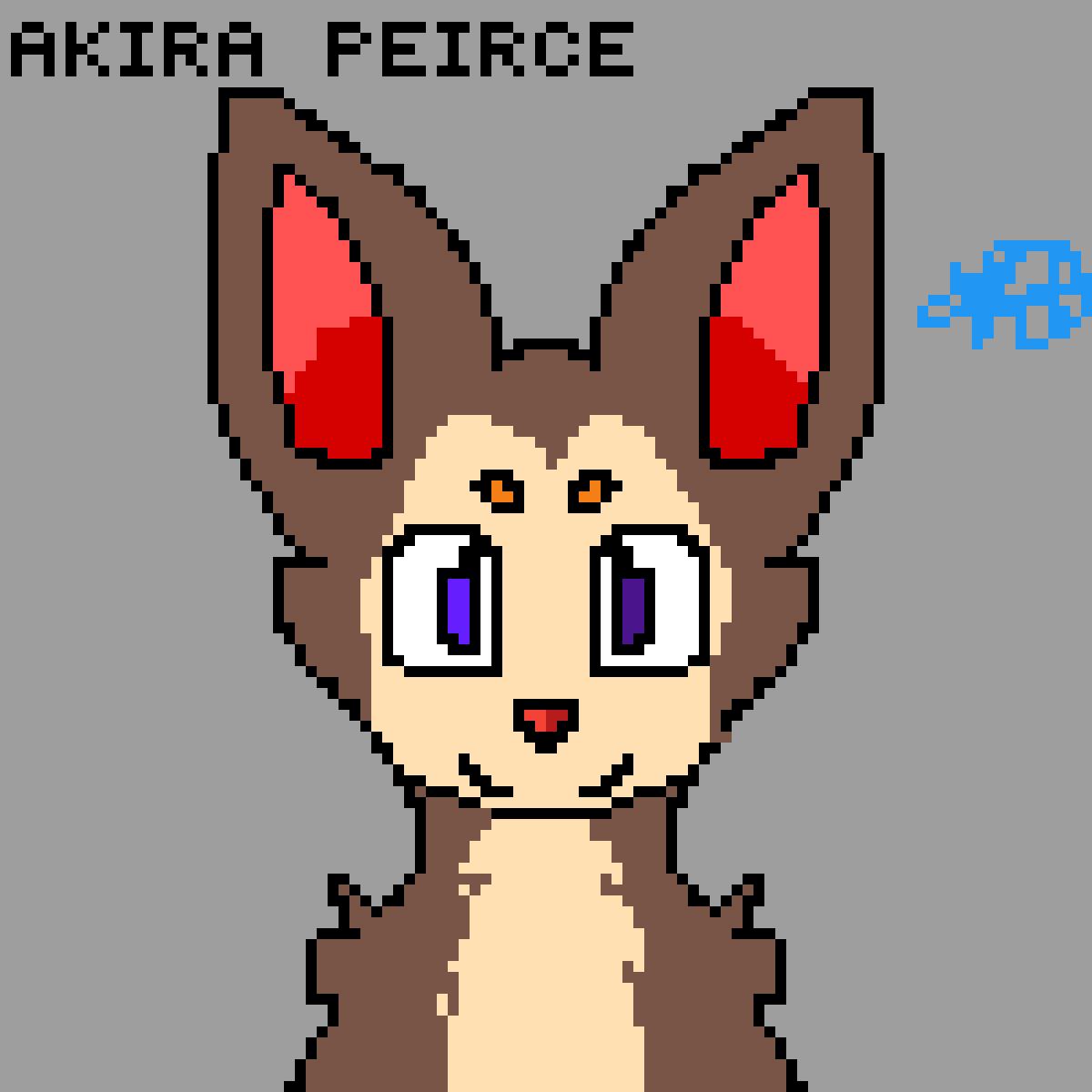 main-image-My new fursona: Akira!  by KosplayKade