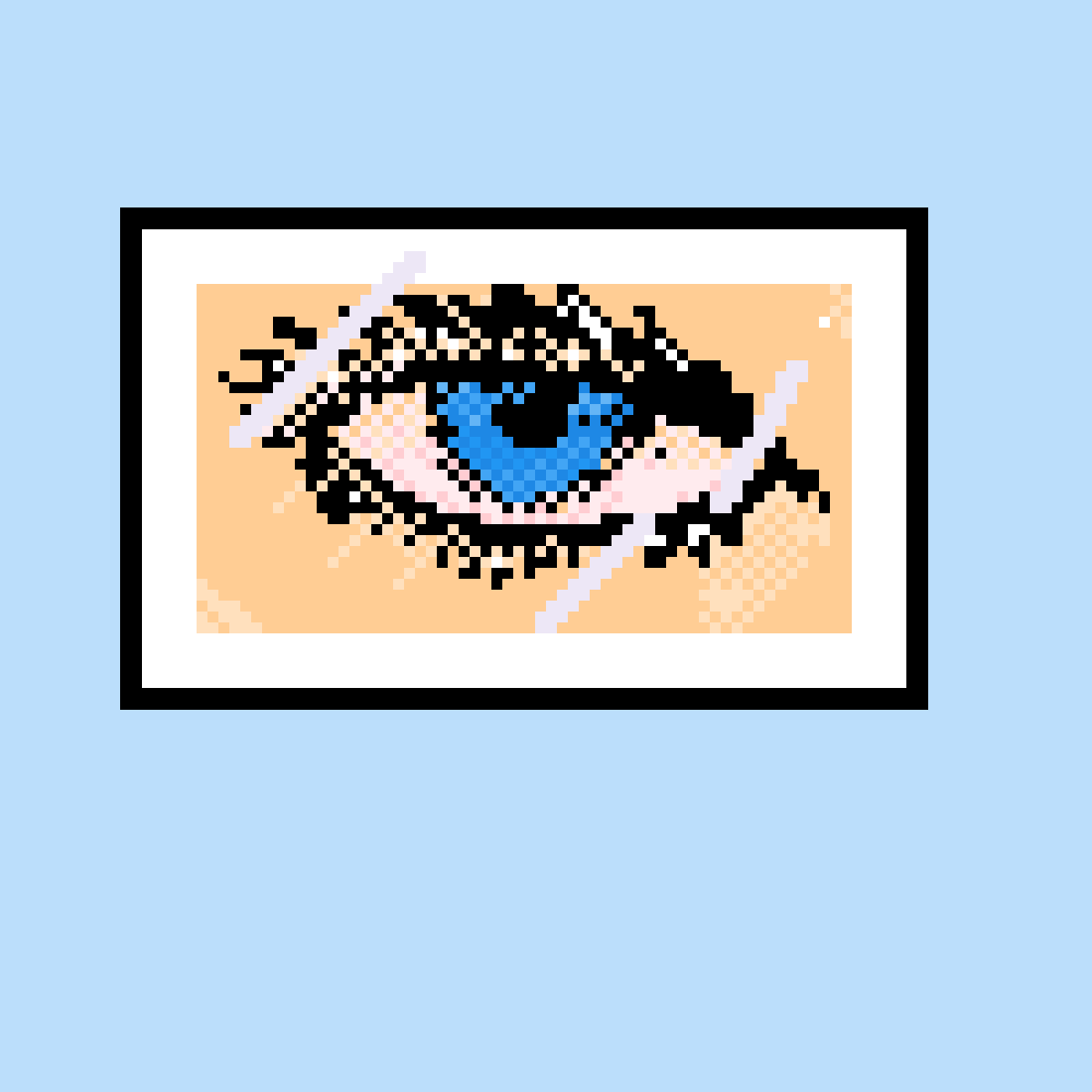 Eye by ShadowHuntress