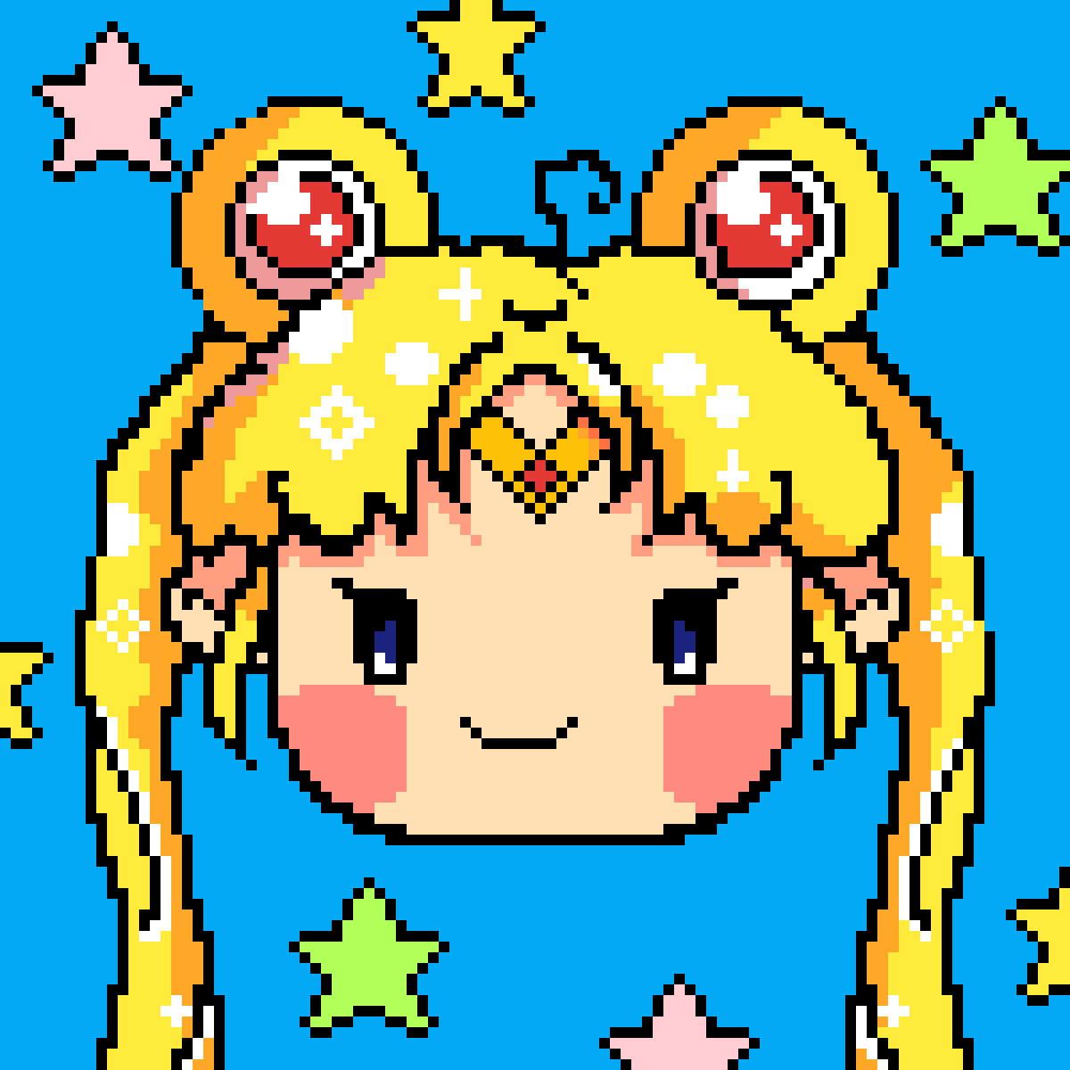 main-image-Sailor Moon  by mcerv626