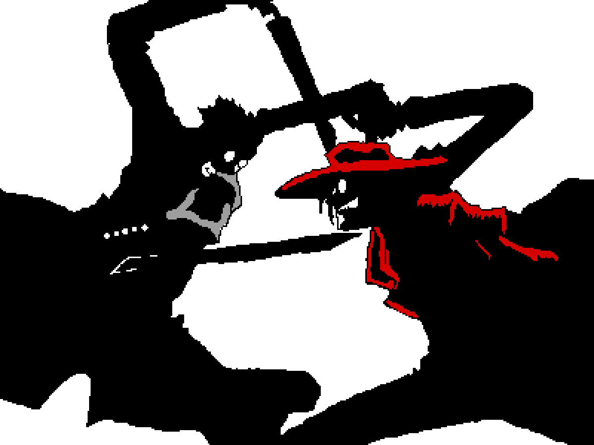 Alucard Pics pixilart - hellsing: alucard vs andersonredfox