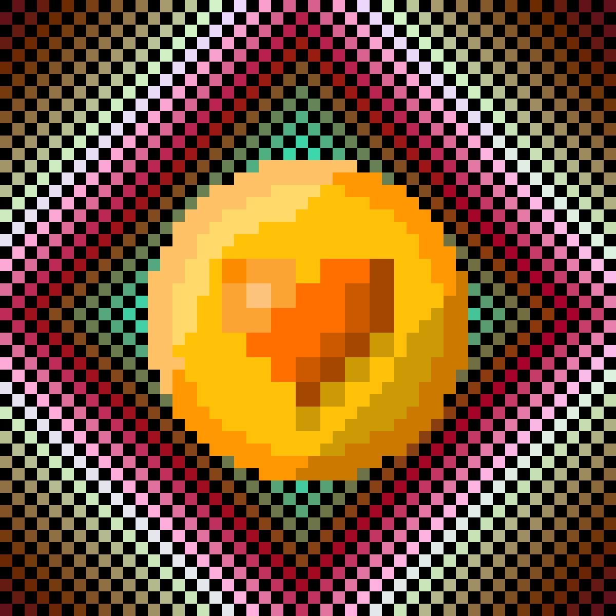 main-image-Pixilart Coin  by KOMBATENT