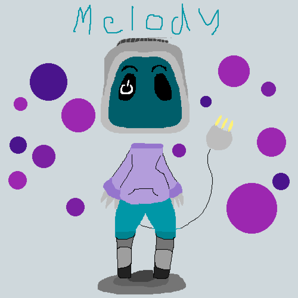 main-image-(Not Mine) Melody Oc  by FatherDitto