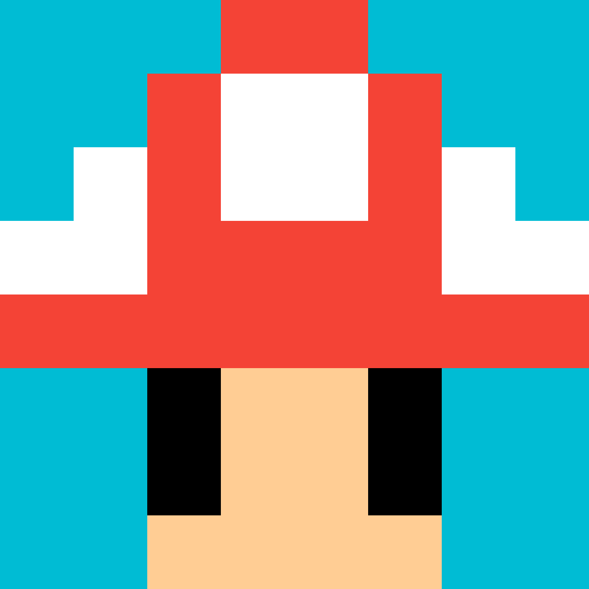 Mario Mushroom by WasabiCat