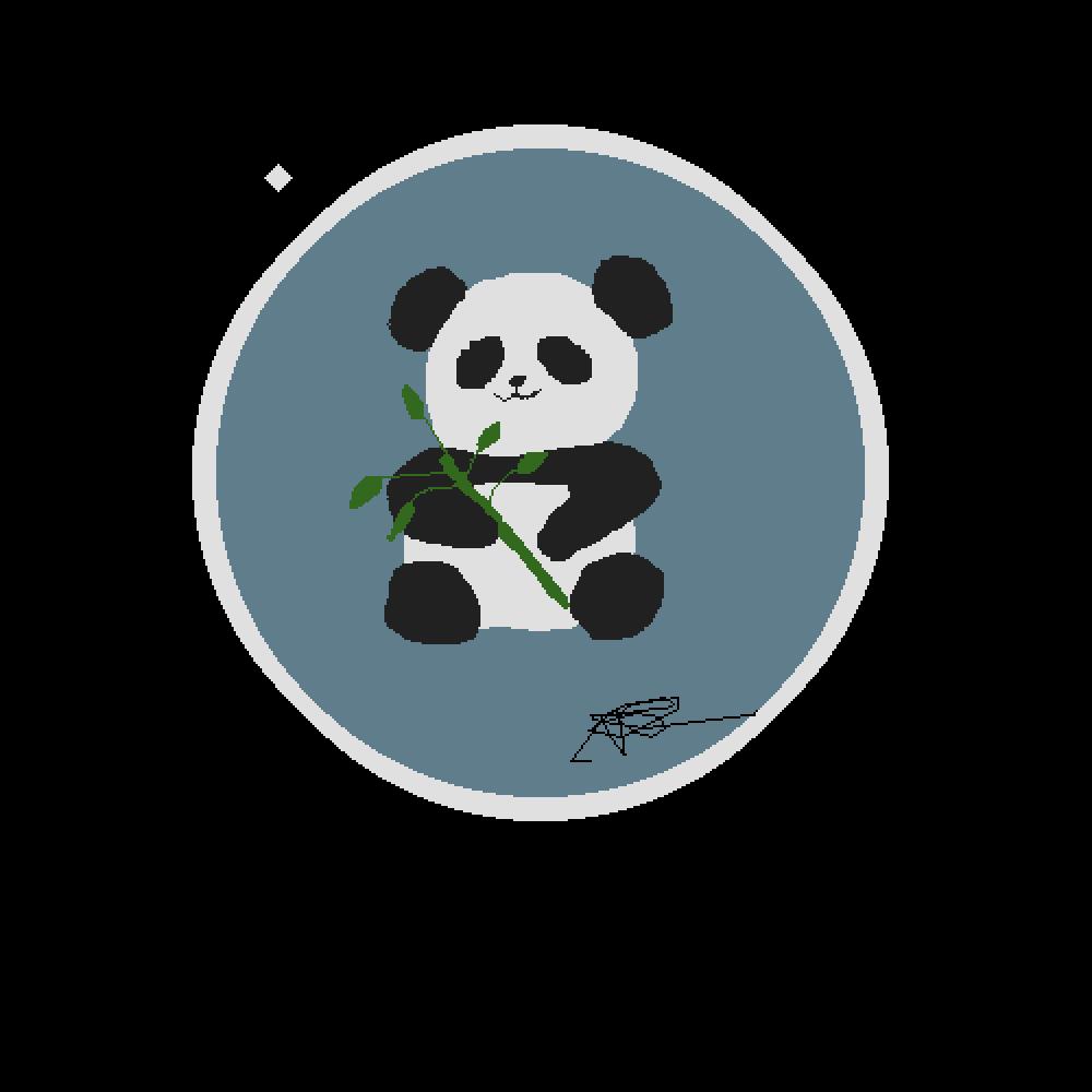 panda by Daesook