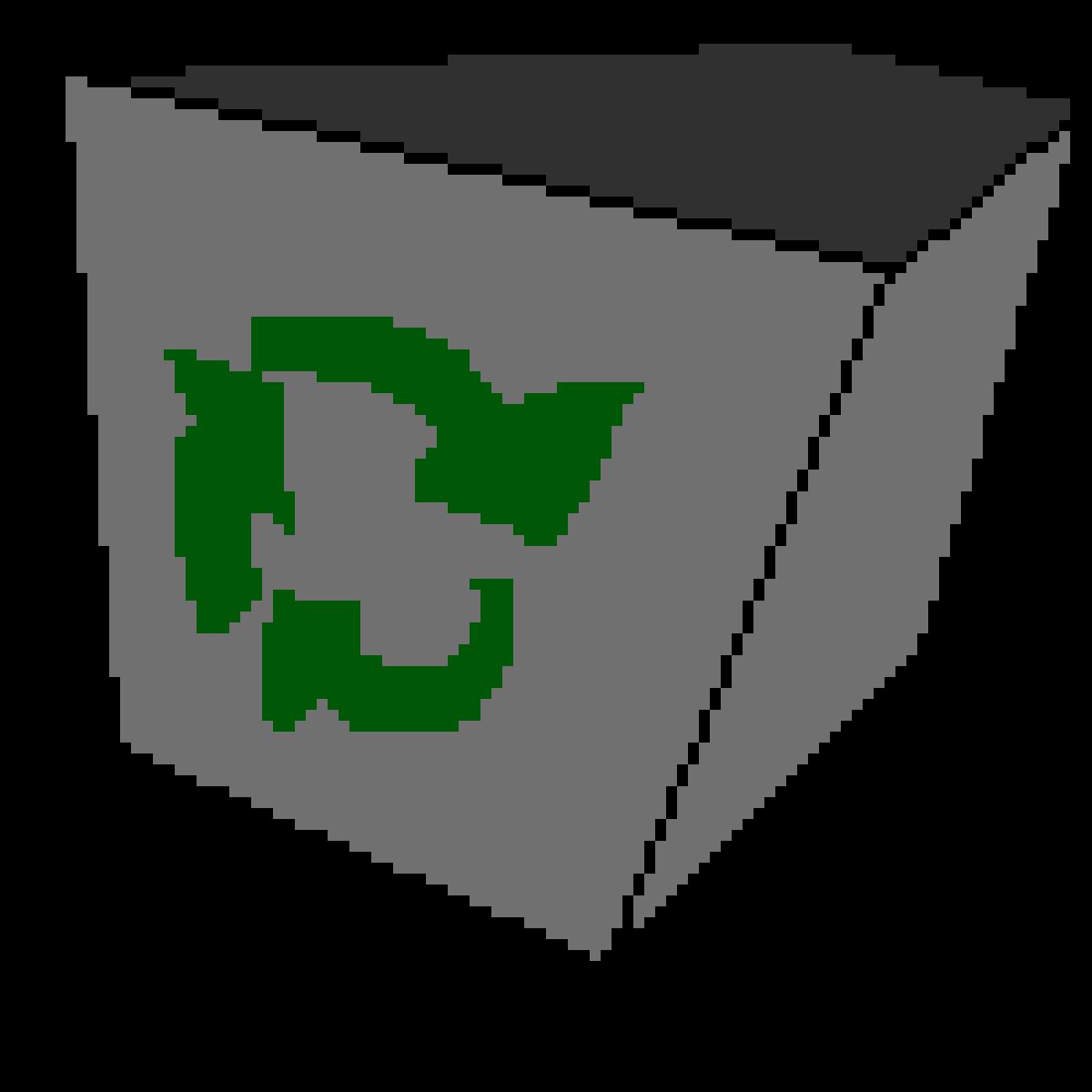 Recycle bin icon by Derickalex