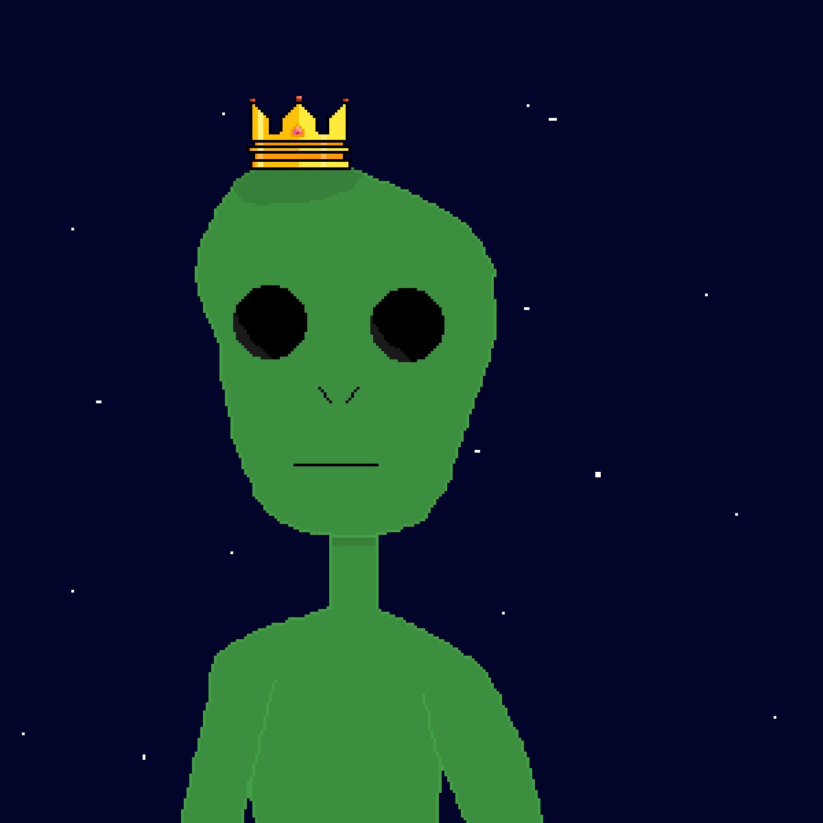 Alien by lillepa72