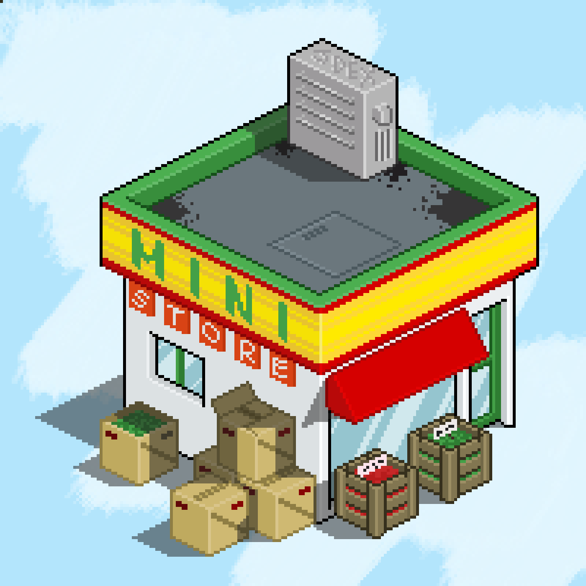 main-image-Mini store  by drowly