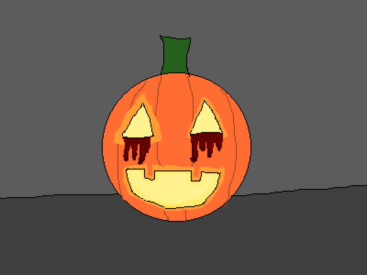 Jack-o-lantern by LunaArt