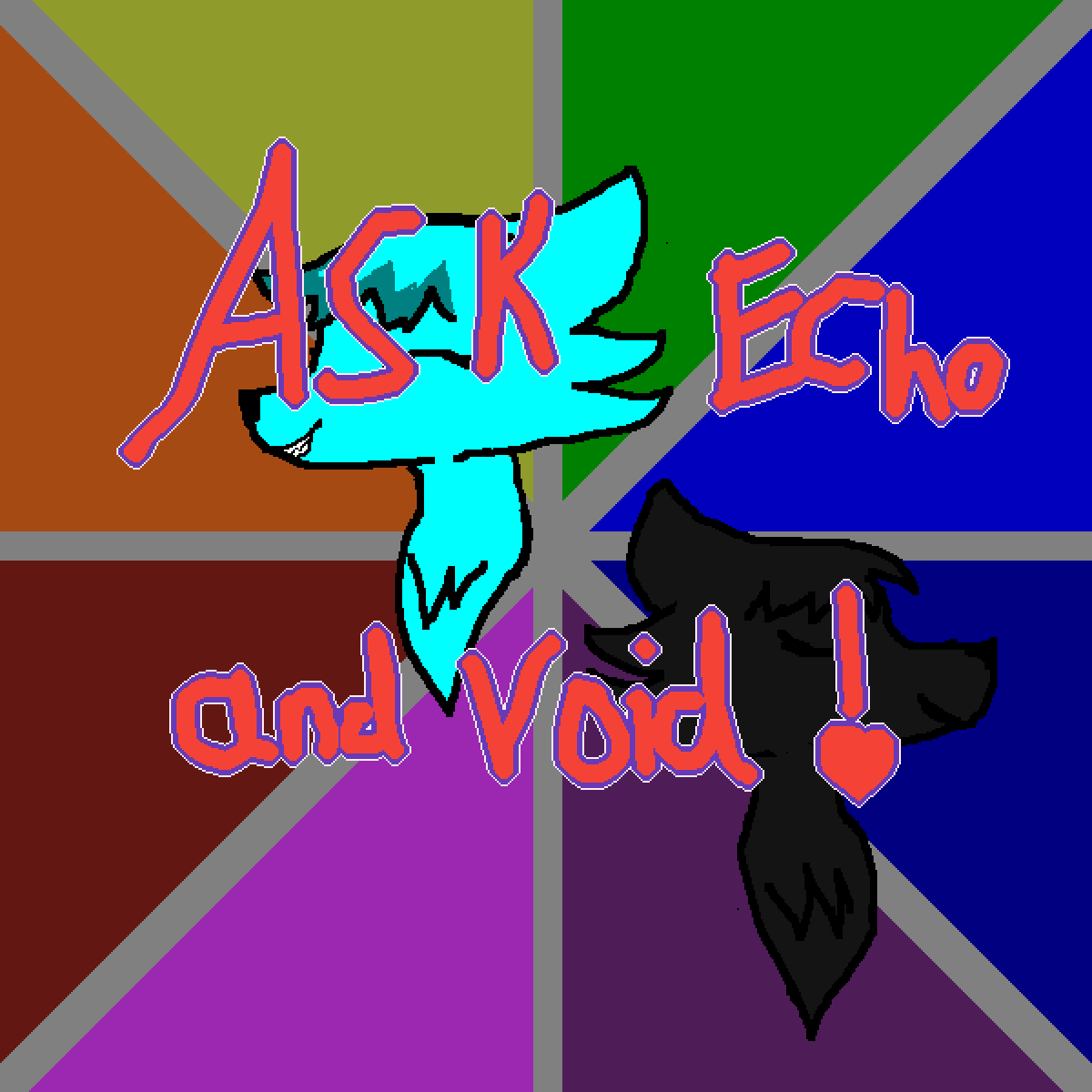 Ask Echo And Void! by Lill1569