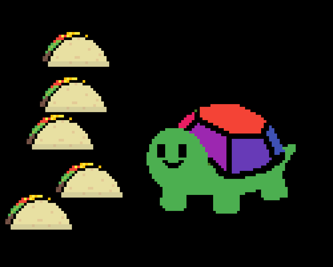 Fat turtle  by Pere302