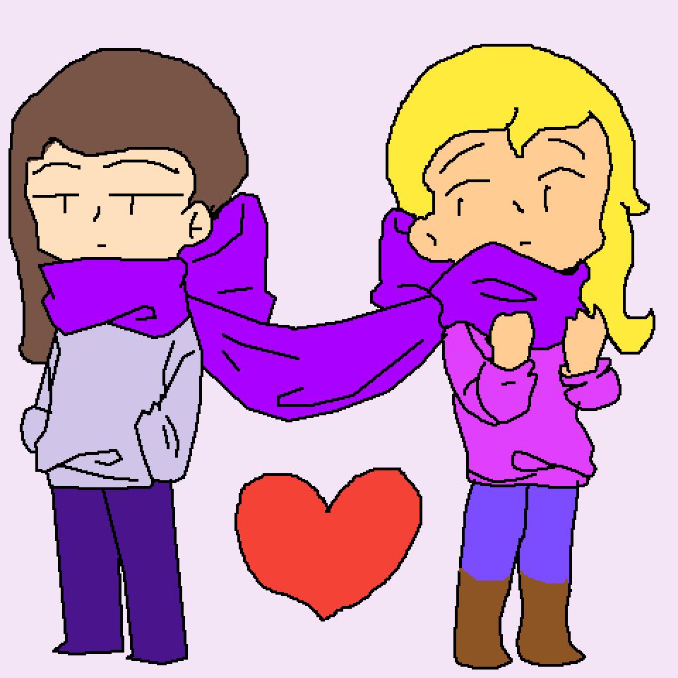 me and my crush by BunnyAnimeGirl