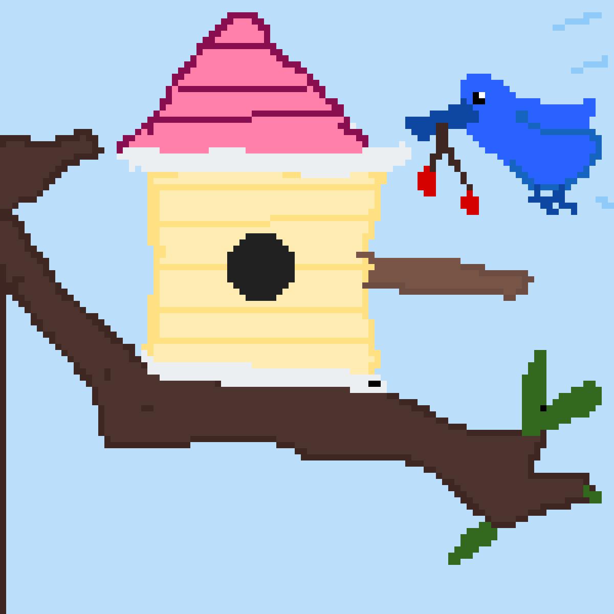 Residence of Bluebird by A-A-Ambulence