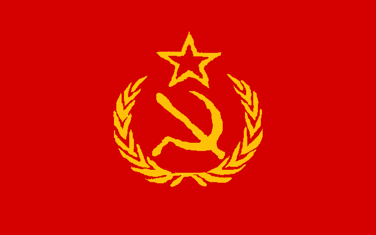 main-image-communist flag  by TylerPatterson