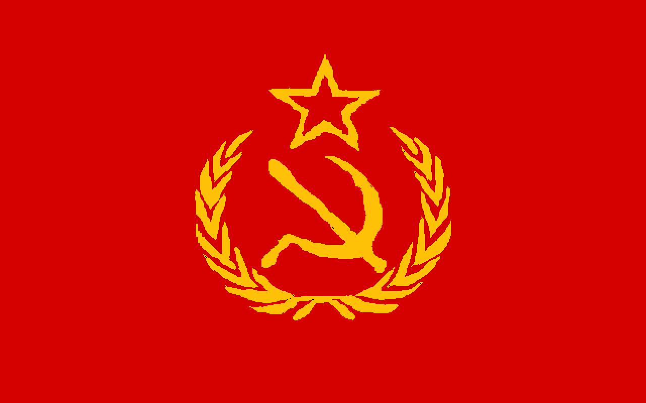 communist flag by TylerPatterson