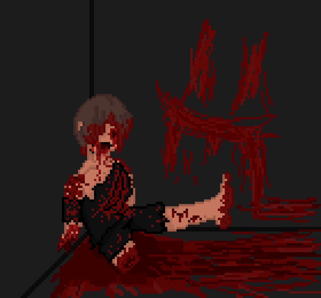 Oh look gore