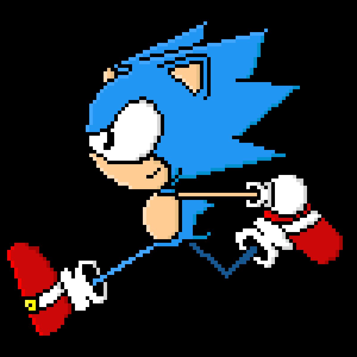 Toei Sonic Running by TSP184