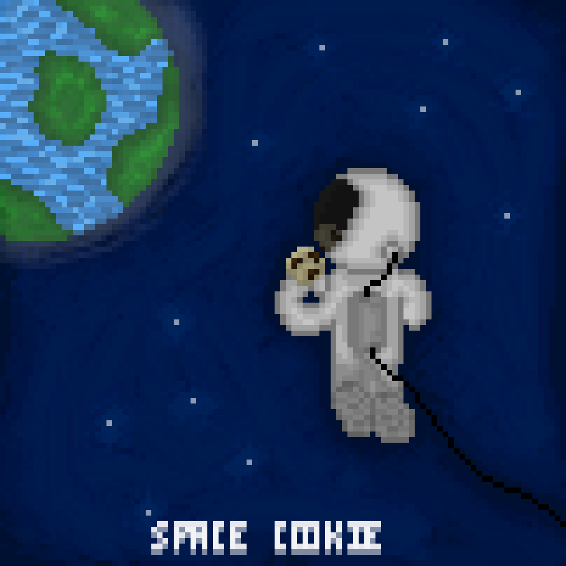 Space Cookie by ZGamer22962830