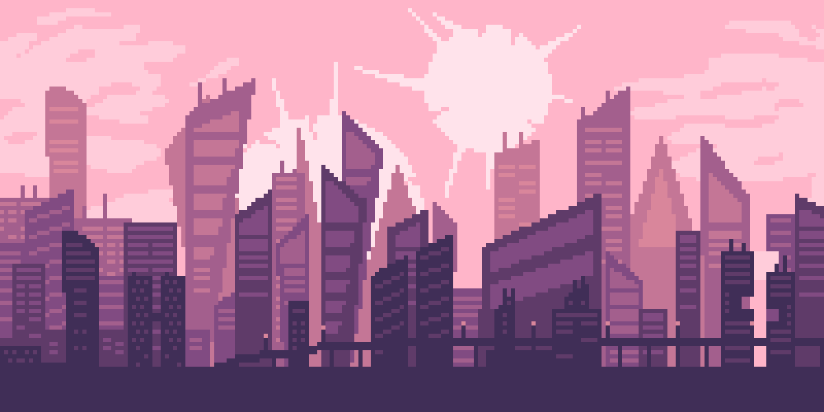main-image-Futuristic City-Scape  by Ismethyst