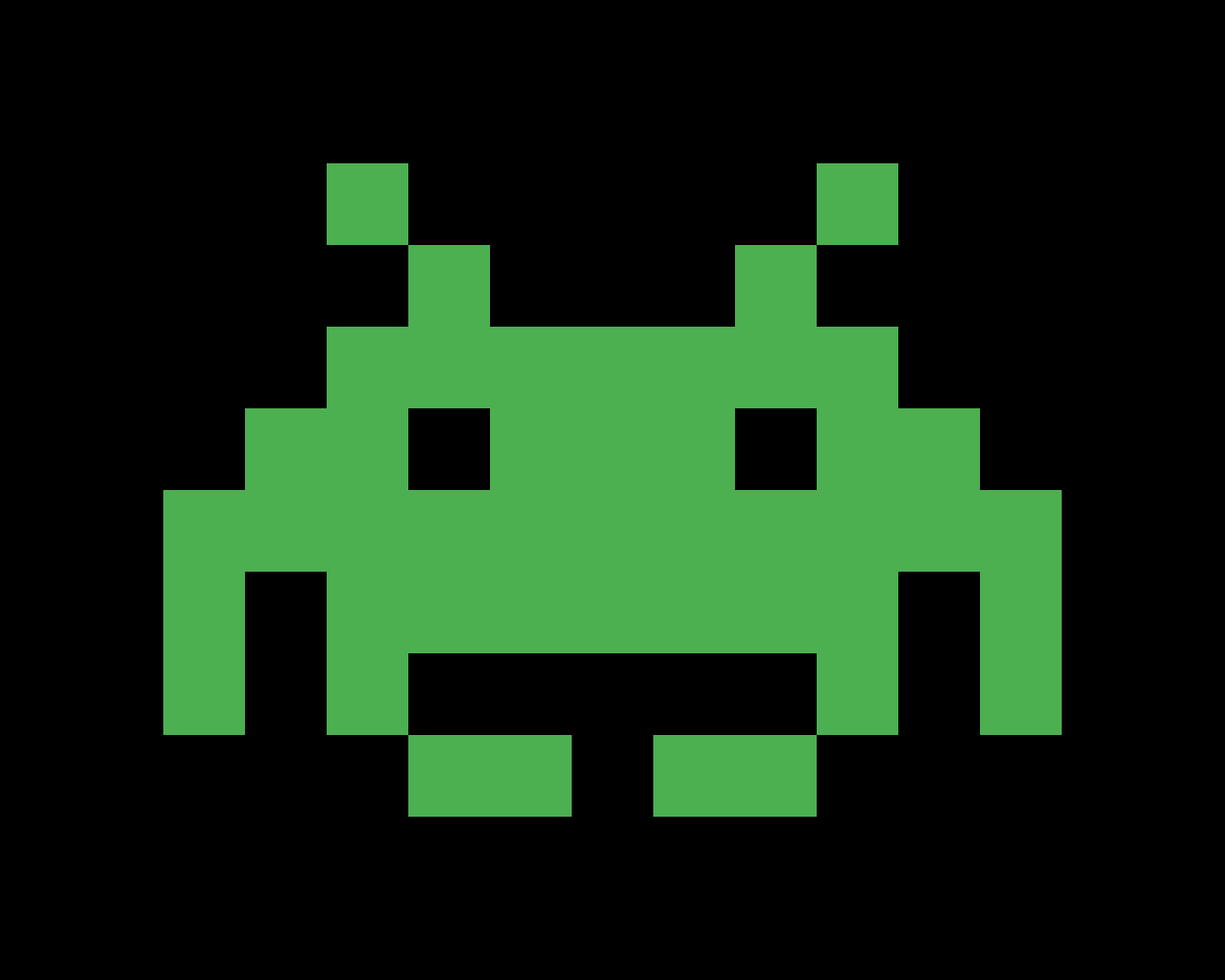 SPACE INVADERS by Aybawa14