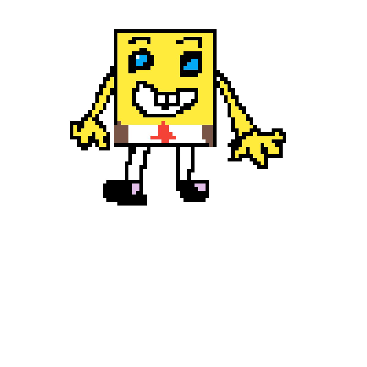Spongebob! (Tribute to Steven) by AmesomezGamerz2