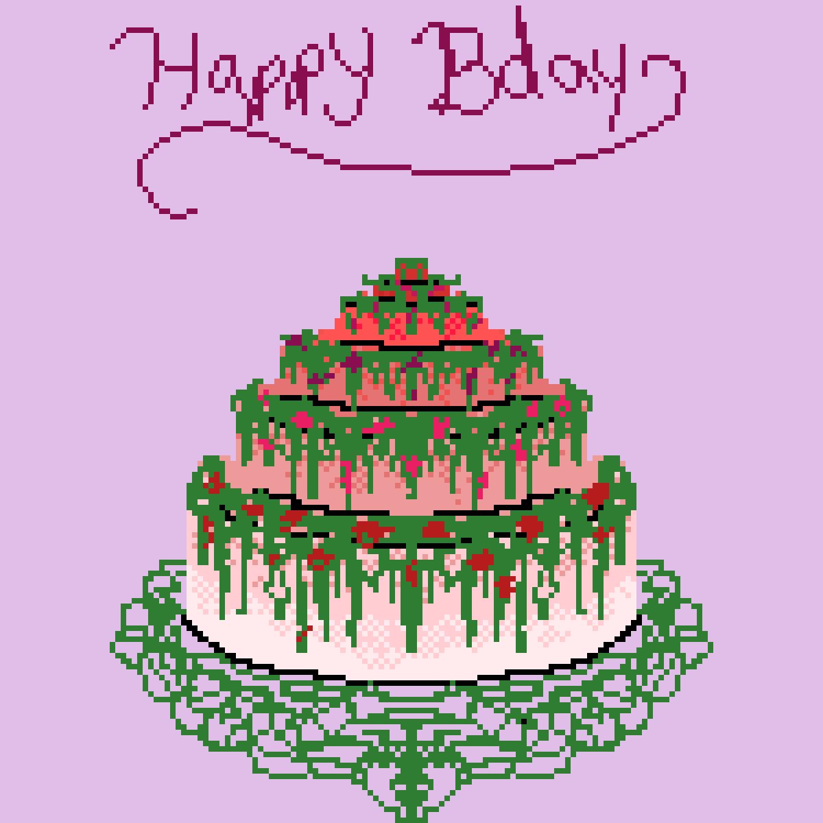 main-image-My cake  by Myero918