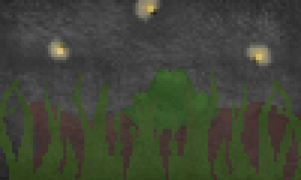 Discord Request: Foggy Swamp by HgMercury73