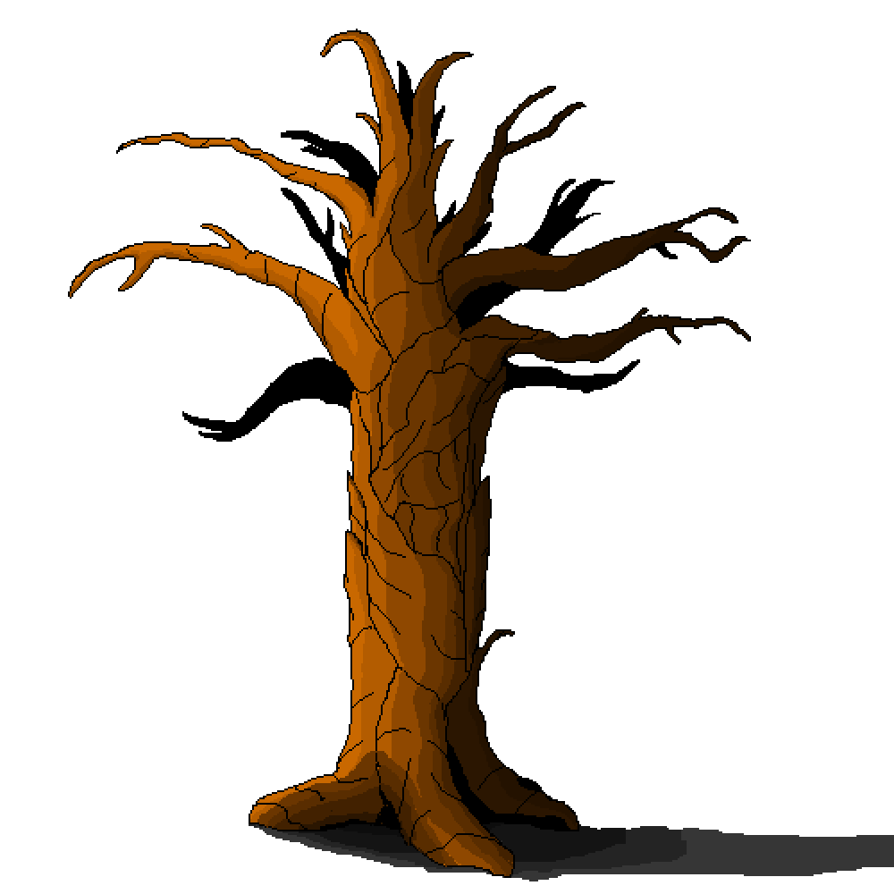 tree by Dracard