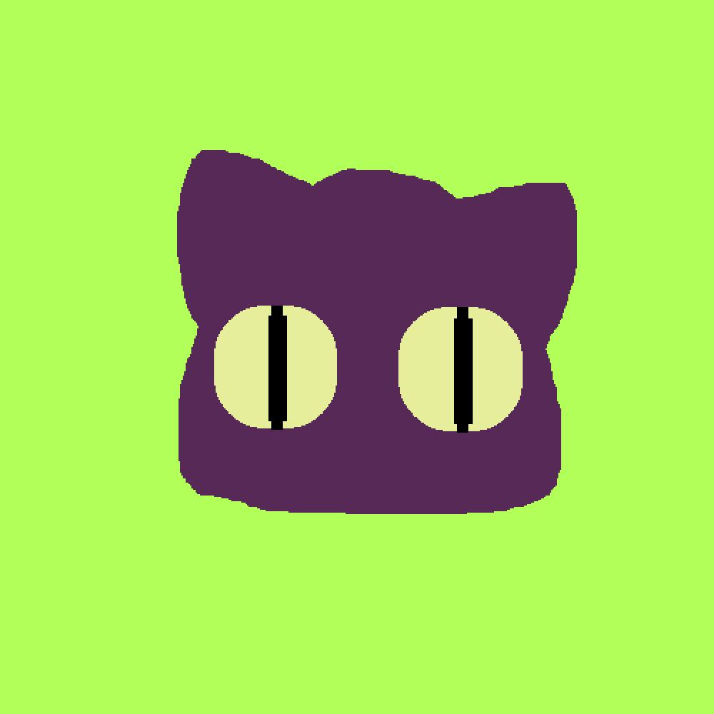 Small Bean Cat by DreamyArtDemon