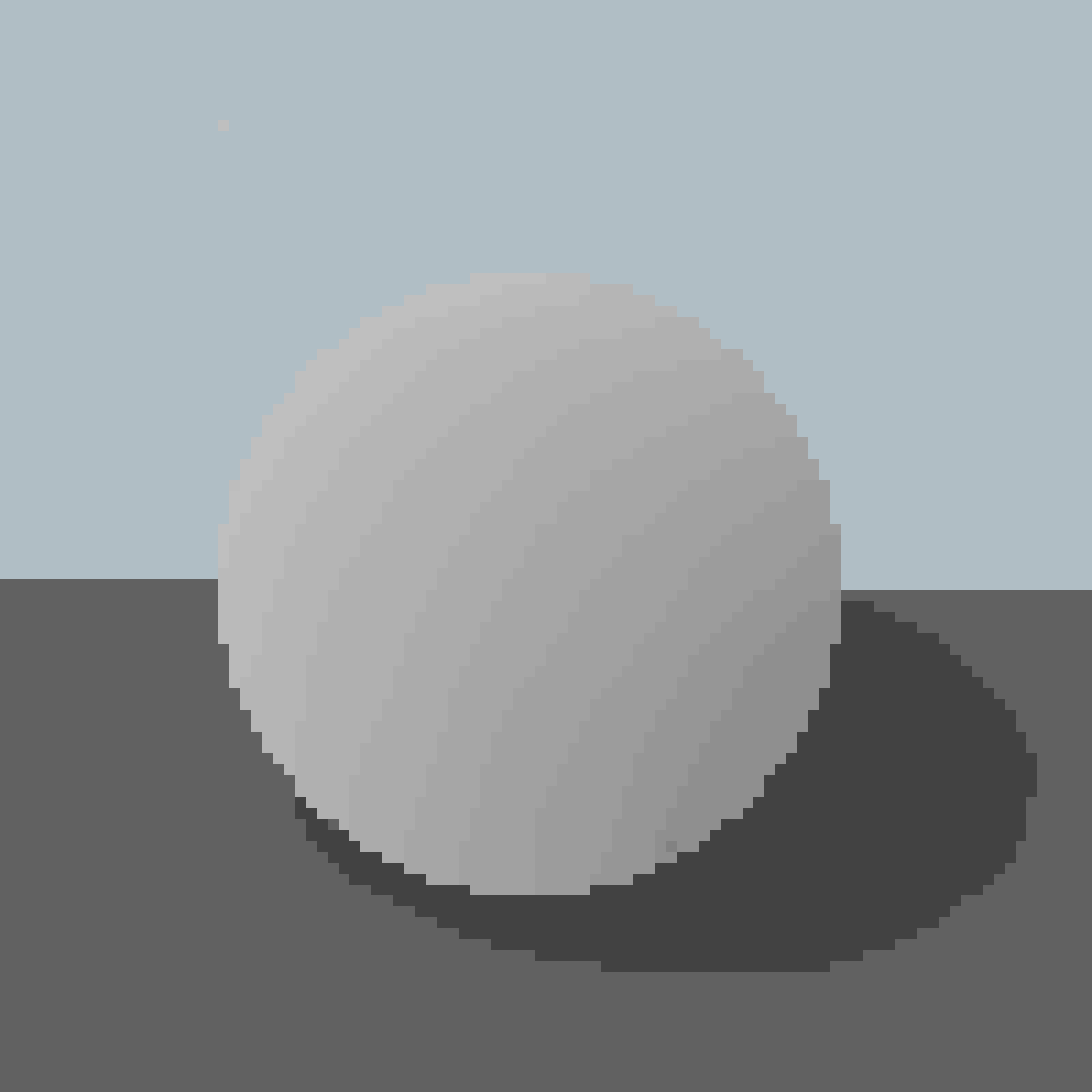 3D Sphere by Pixil4life