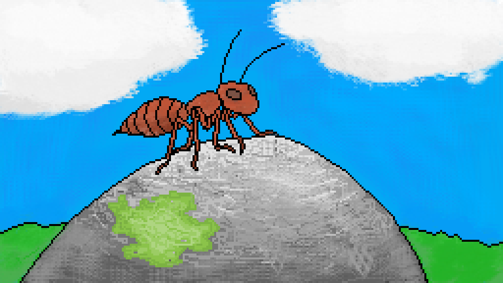 main-image-The Ant  by Dragon25000