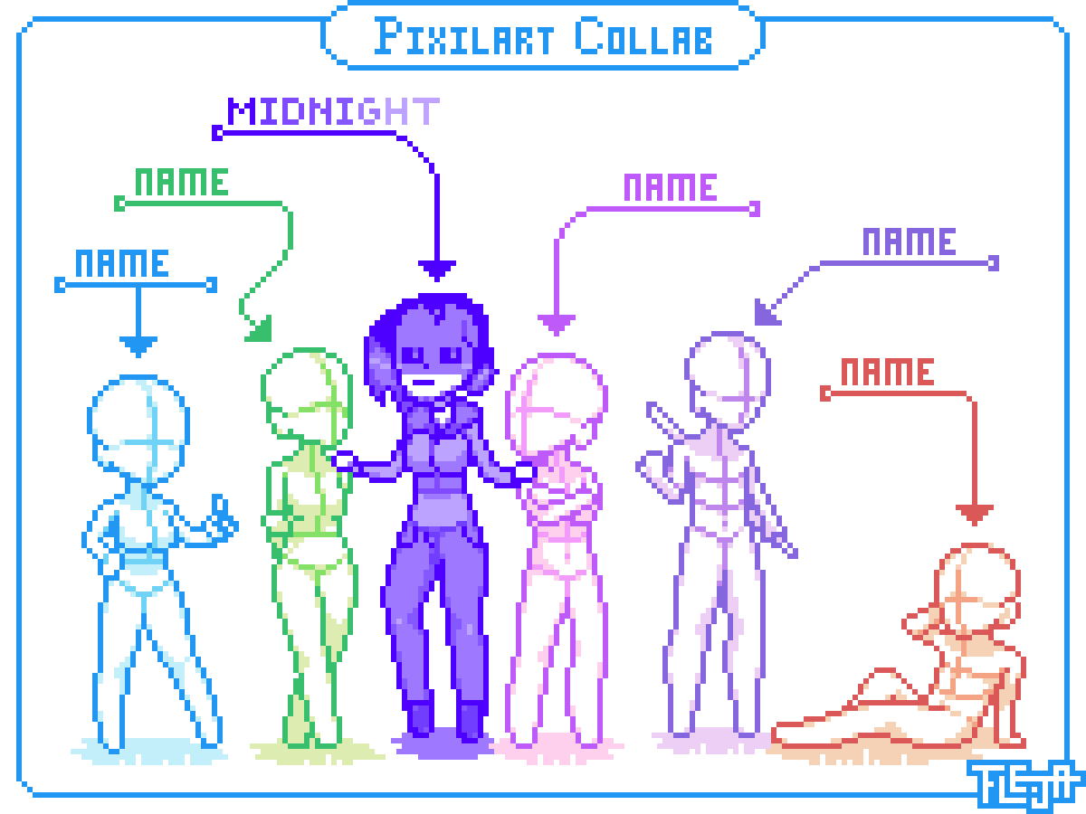 People Collab by DatFriskyPotato