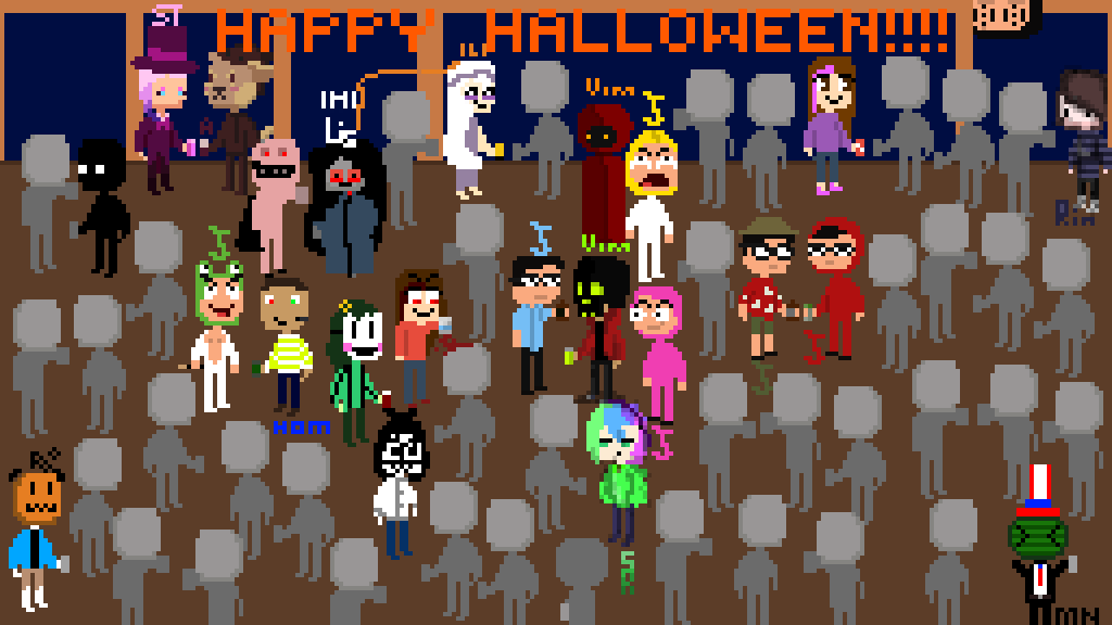 main-image-meeting collab: HAPPY HALLOWEEN!!!  by MrNoName