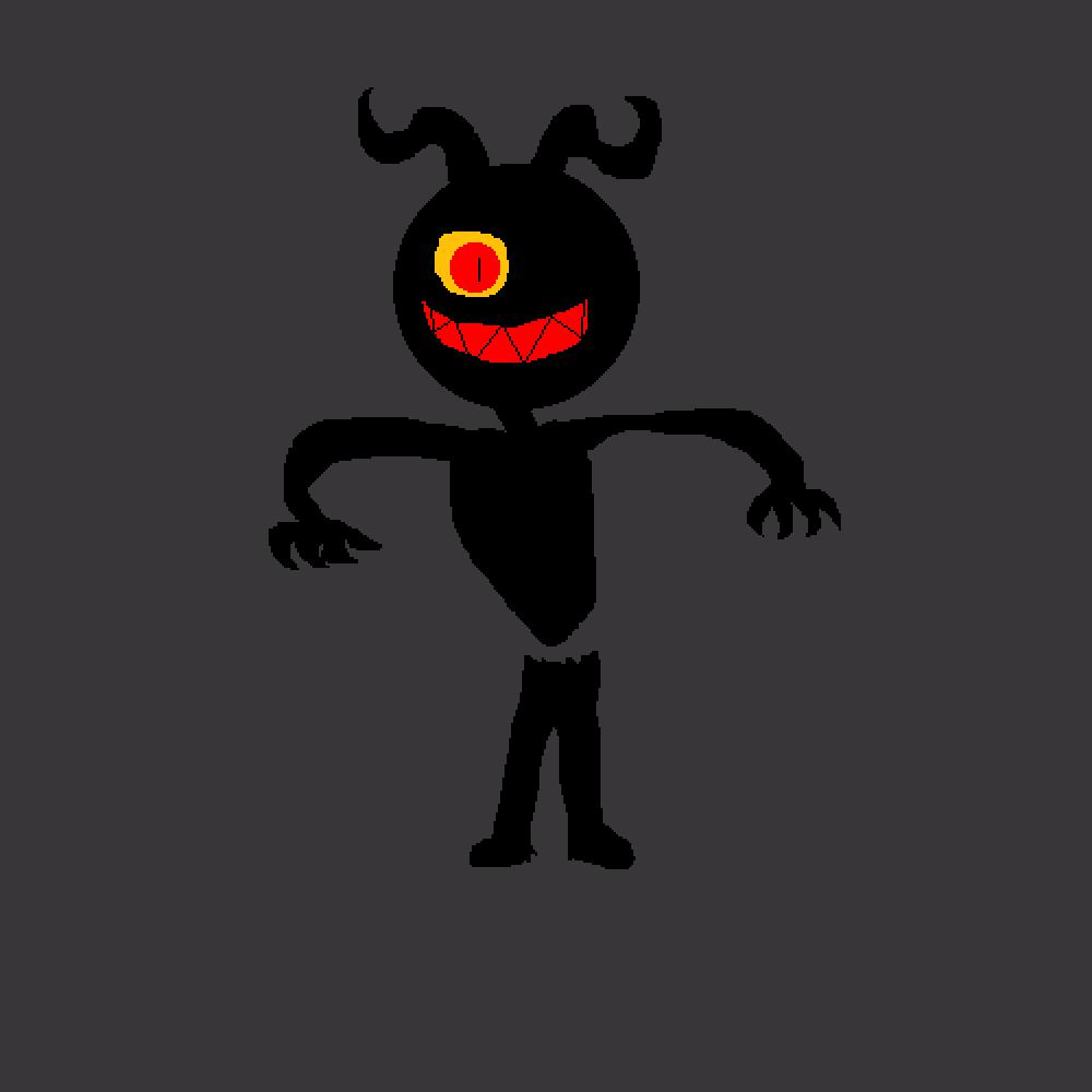Unnamed monster by MemeBoi