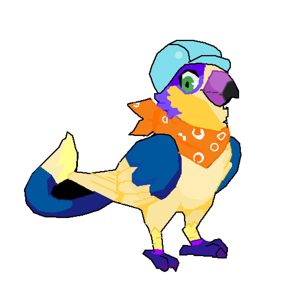 My little bird — 1
