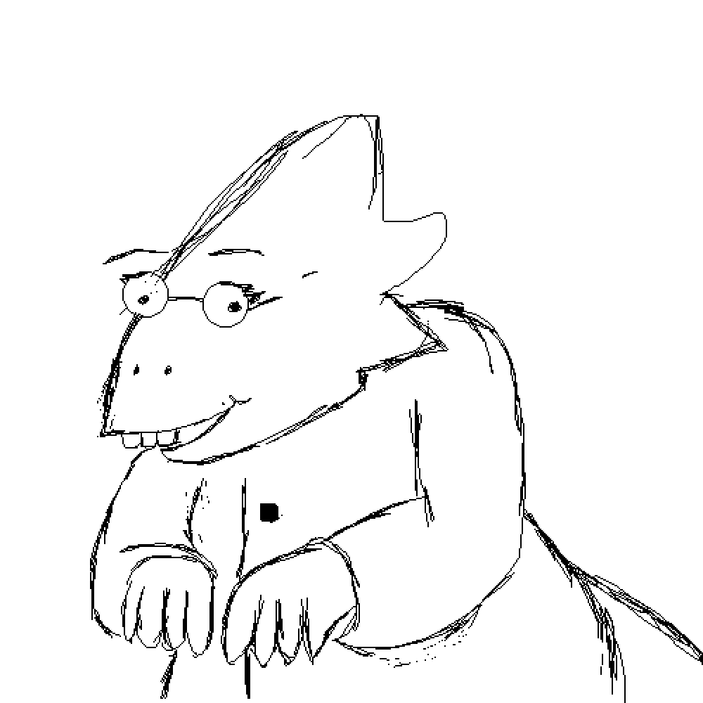 main-image-Alphys WIP  by Frisk17