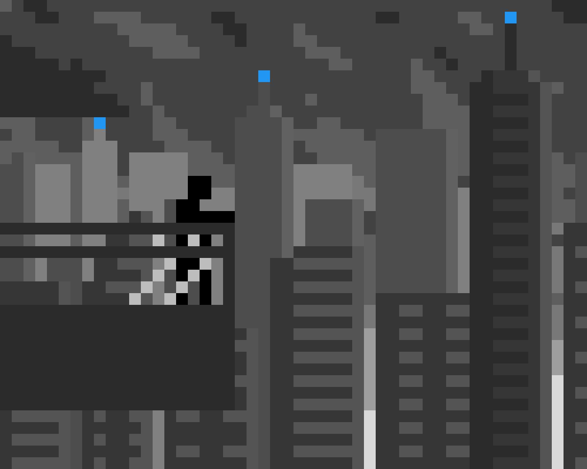Dark City by Floof