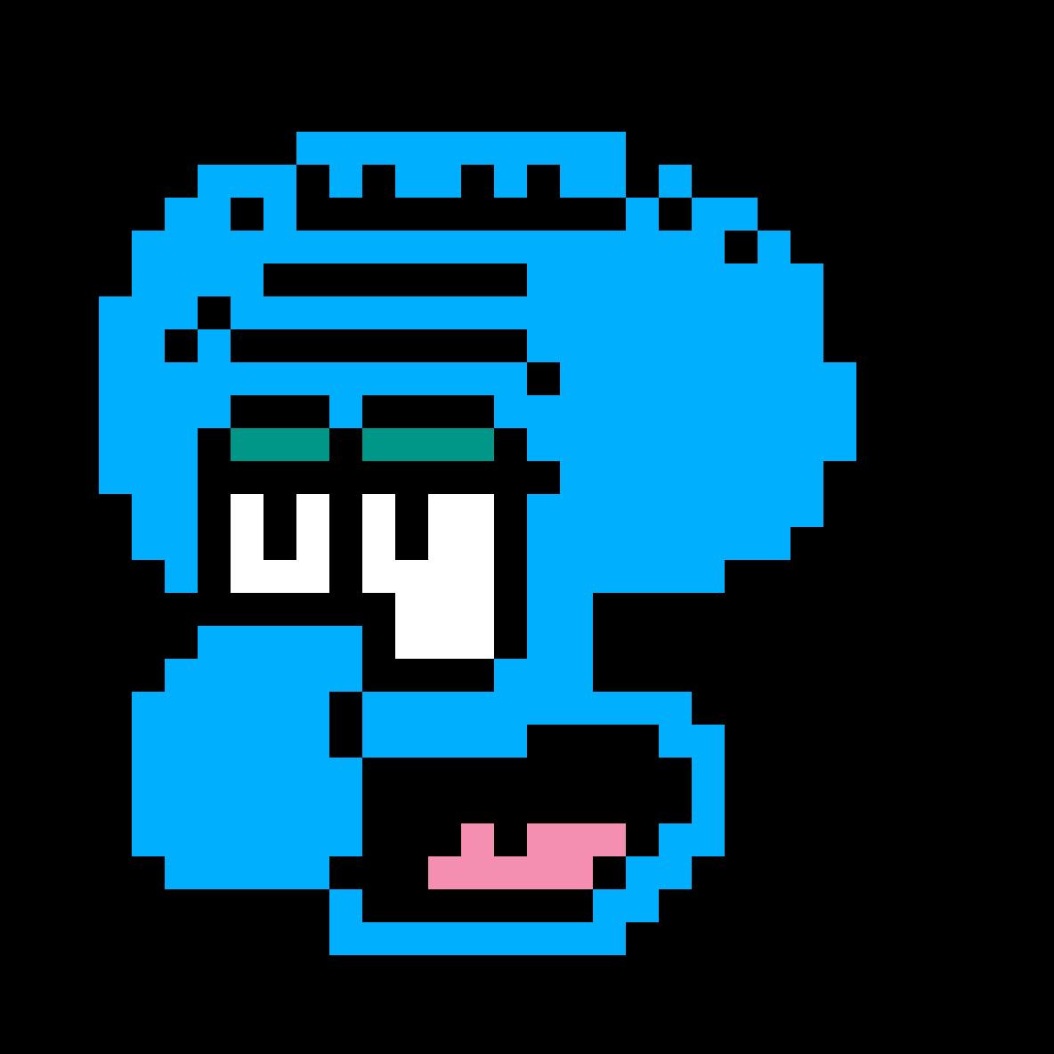 Майнкрафт пиксель арт