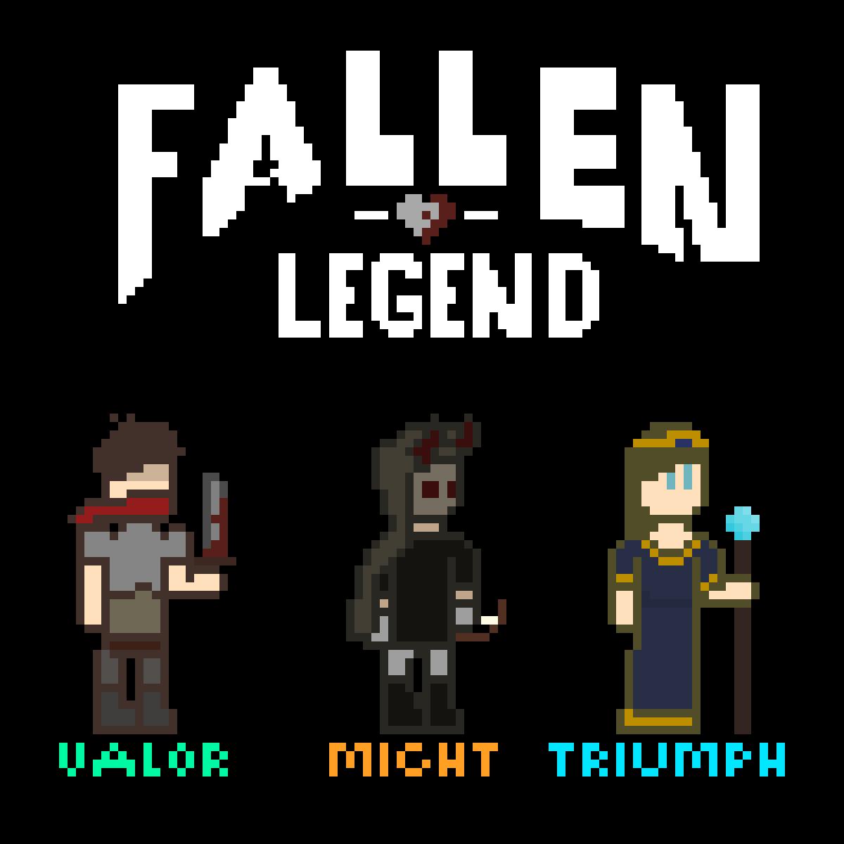 main-image-FALLEN LEGEND (New AU Idea!)  by ProphetOfGaster